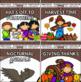 November Lessons Preschool Pre-K Kindergarten Curriculum BUNDLE S2