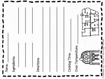 November Literacy Activities