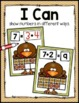 NOVEMBER LITERACY CENTERS AND MATH CENTERS