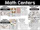 November Math Activities Bundle