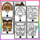 November Math Center - Count and Hook/ Counting One to One