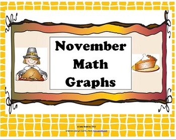 November Math Graphs