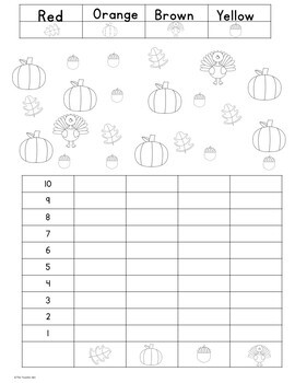 Kindergarten - Special Education -Math Daily Journal November