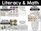 November Math & Literacy Activities