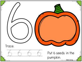 November Math Mats