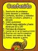 November Math Practice in Spanish for SECOND GRADE