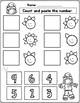 November Math: Activities for Kindergarten and First Grade