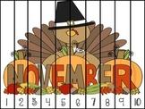 November Math Puzzles