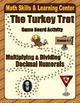 Thanksgiving Math Skills & Learning Center (Decimals Bundle)