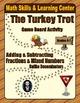 Thanksgiving Math Skills & Learning Center (Fraction Computation Bundle)