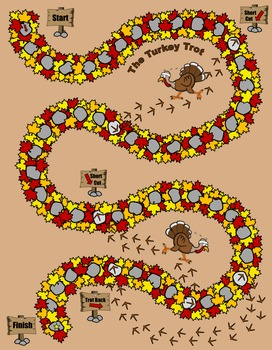 Thanksgiving Math Skills & Learning Center (Multiply by 1- & 2-Digit Numbers)