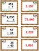Thanksgiving Math Skills & Learning Center (Multiply by 1-