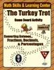 Thanksgiving Math Skills & Learning Center (Understanding