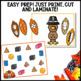 November Math and Literacy Centers for Kindergarten