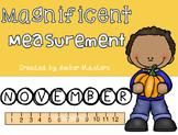 November Measurement Station
