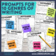 November Journal Prompts | November Writing Prompts | November Writing Paper