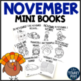 November Mini-Books
