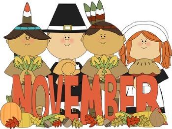 November Morning Work Writing Prompts