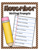 November NO PREP Journal Prompts