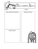 November Newsletter Templates