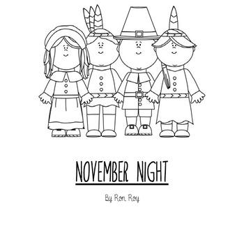 November Night Novel Study