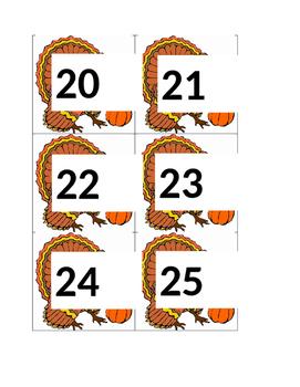 November Numbers