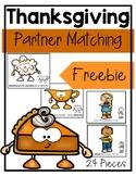 November Partner Matching Cards