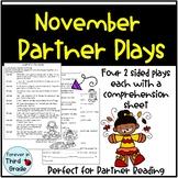 November Partner Plays