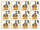 November Patterning Calendar Cards & Header (2 Sets!)