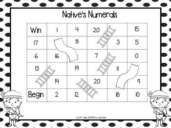 November Play and Practice:  NO PREP Math and Literacy Games and Practice Pages