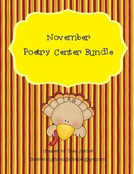 November Poetry Center Bundle