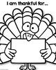 November Printables - First Grade Math and Literacy Packet