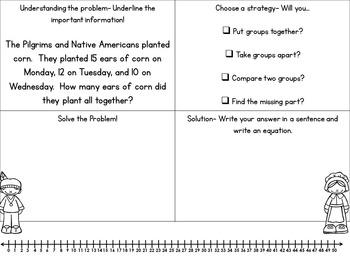 November Problem Solving Practice