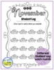 November Problems of the Month (POM) Math Pack - 5th Grade