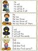 November Progressive Fluency Cards
