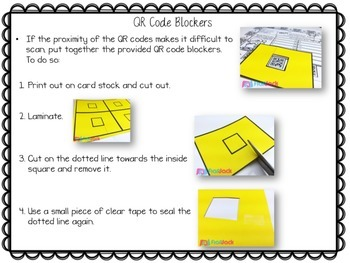 November QR Code Multiplication Facts Worksheet FREEBIE