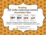 November QR Code Read Alouds