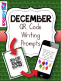 December QR Code Writing Prompts