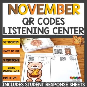 November QR Codes