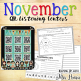 November QR Listening Center Stations