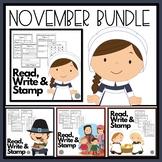 November Read Write and Stamp! Bundle