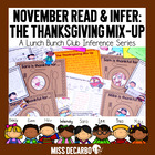 November Read and Infer: The Thanksgiving Mix Up