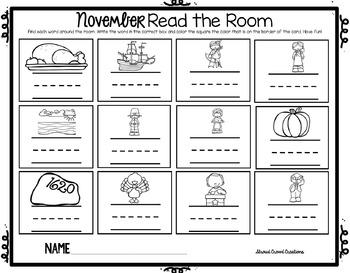 November Read the Room
