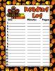 November Activities * November Reading Challenge