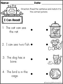 November Reading Comprehension Check