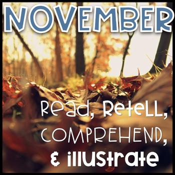 November Reading Passages and Comprehension Questions