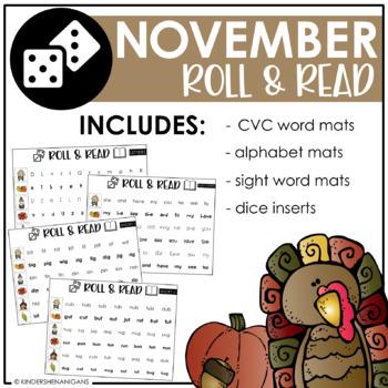 November Roll & Read