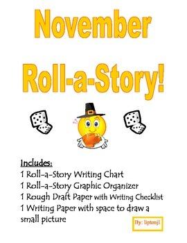 November Roll a Story