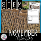 Thanksgiving STEM Activities (November)