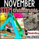 November STEM Challenges